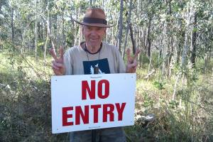 Graeme_no_entry
