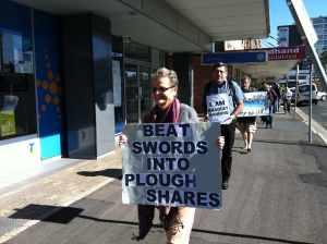 swords in to ploughshares
