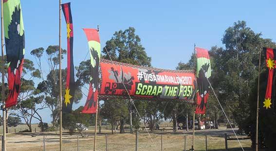 AValon Graeme banners